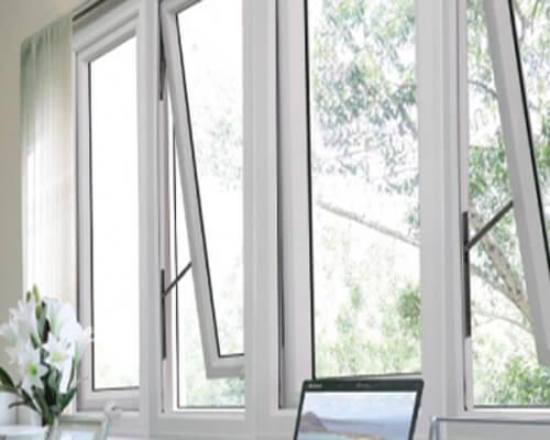 Mẫu cửa sổ nhôm kính giá rẻ